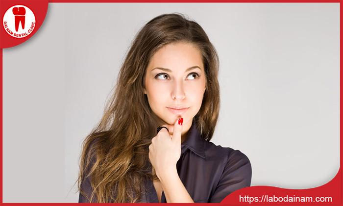 Một số trường hợp làm răng sứ phải lấy tủy răng